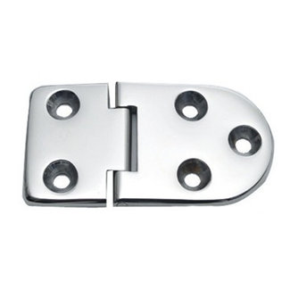 Pirates Cave Value Stainless Steel Hinge 76 x 40mm