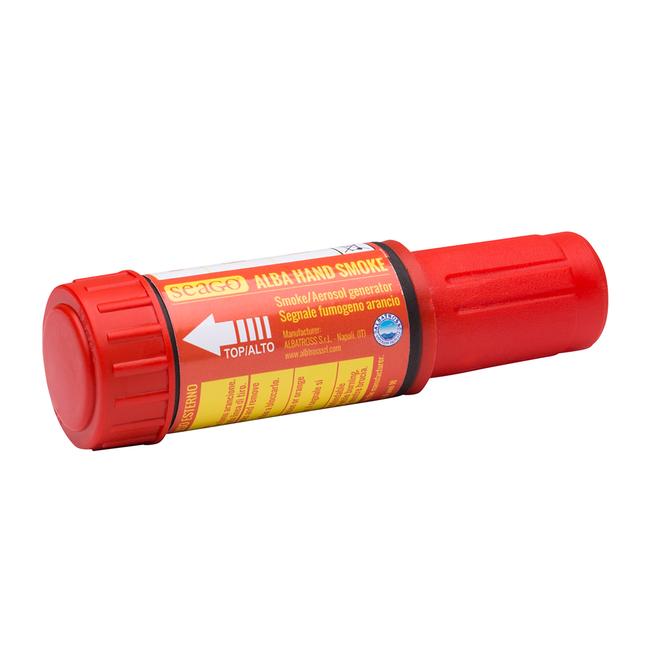 Seago Seago Orange Hand Smoke Flare 2025