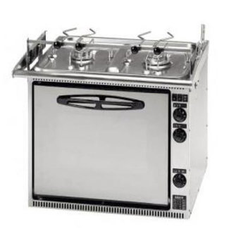 Dometic Dometic Smev 2 Burner Oven and Grill CU333GTM