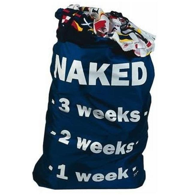 Naked Laundry Bag