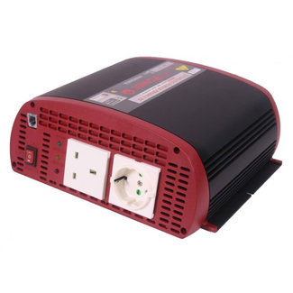 Sterling Pro Power Quasi Sine 12V 1000W Invertor w/ Remote