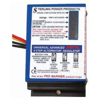 Sterling Sterling 12V 90A Battery Charger