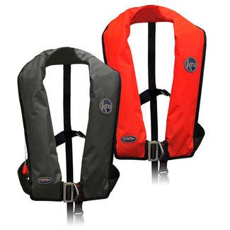 Kru Kru XF 170N ISO Automatic Life Jacket With Harness
