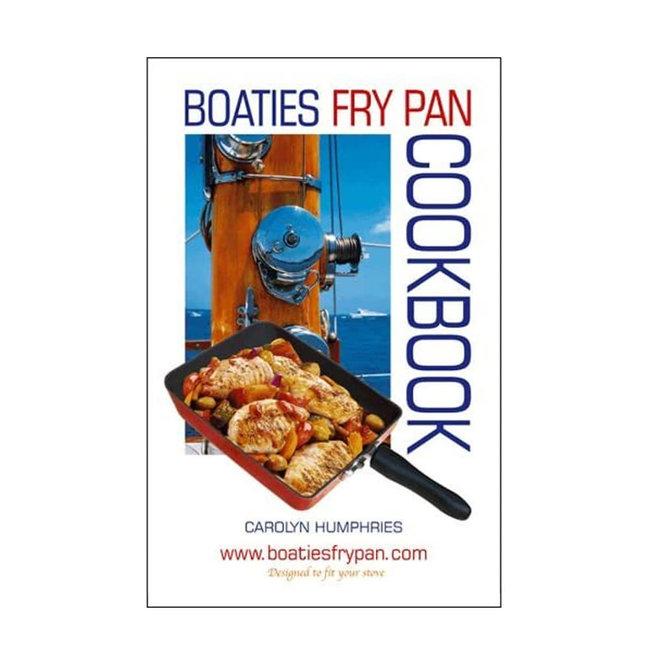 Boaties Fry Pan Cook Book