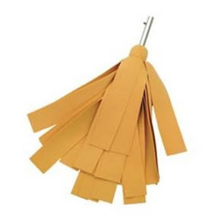 "Swobbit Swobbit Drying Mop With 2"" Strips"
