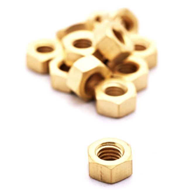 """Blakes Seacock 3/8"""" Hex Nut"""