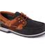 Dubarry Clipper Mens Deck Shoes Navy/Brown 2020