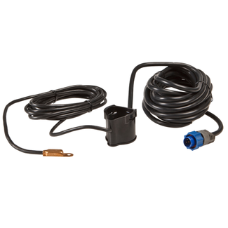 Lowrance Lowrance Shoot Thru Transducer With Remote Temperature Sensor PDRT-WBL