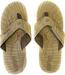 Animal Jekyl Open Toe Mens Flip Flop Biscuit - Size 11 (45)