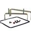 Lowrance Flush Mount Kit 3600/5150