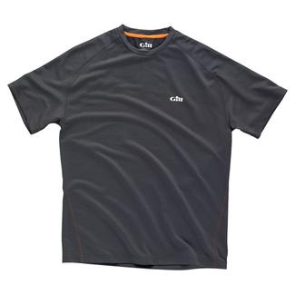 Gill Gill i2 Lite Baselayer Mens Short Sleeve T-Shirt Charcoal