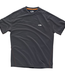Gill i2 Lite Baselayer Mens Short Sleeve T-Shirt Charcoal (X-Small)