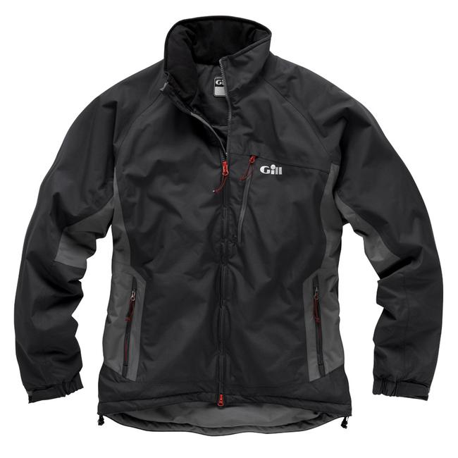 Gill i5 Crosswind Mens Jacket Graphite (X-Small)