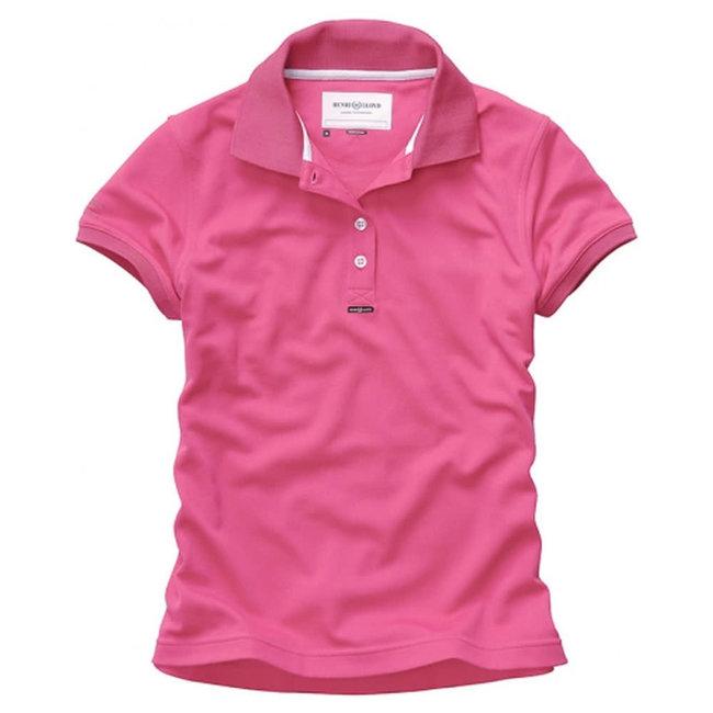 Henri Lloyd Fast Dri Pique Womens Polo Candy (X-Small)