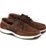 Dubarry Regatta Mens Deck Shoes Chestnut 2021