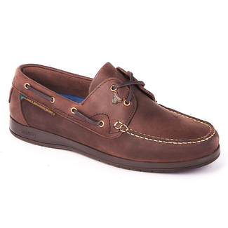 Dubarry Dubarry Sailmaker X LT Extra Light Mens Deck Shoes Old Rum 2021