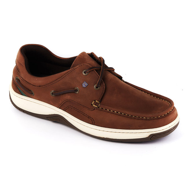 Dubarry Navigator Mens Deck Shoes Chestnut