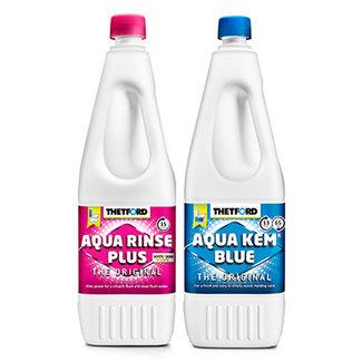 Thetford Thetford Aqua Kem Combi Chemical Pack Blue & Pink
