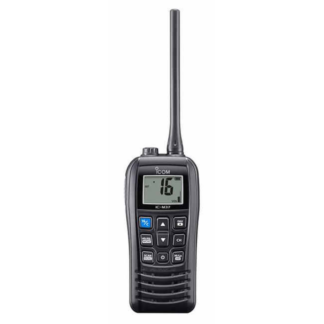 Icom Icom IC-M37E Floating Waterproof Handheld VHF Radio