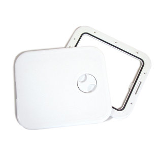 Nuova Rade Access Hatch with Detachable Cover 250mm x 300mm White