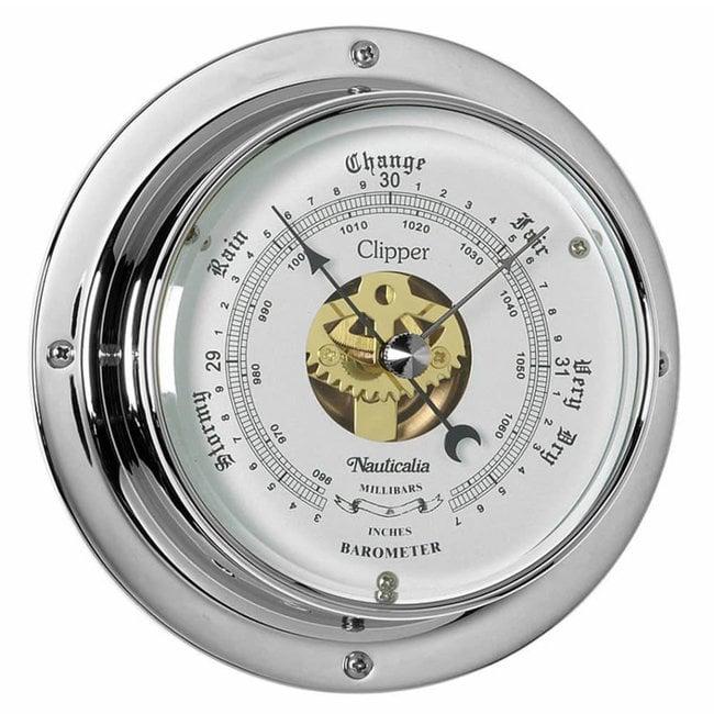 Nauticalia Nauticalia Clipper Chrome Barometer