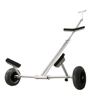 Waveline Folding Launching Trolley