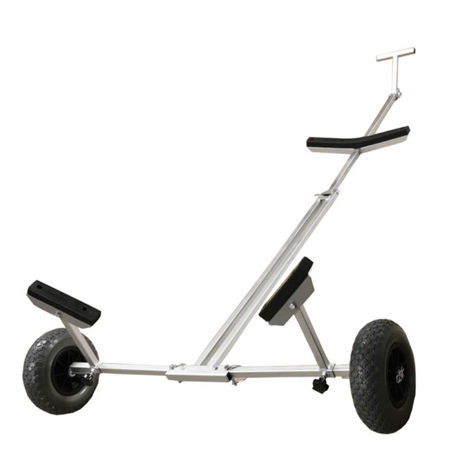 Folding Launching Trolley For Boats Up To 3.7m