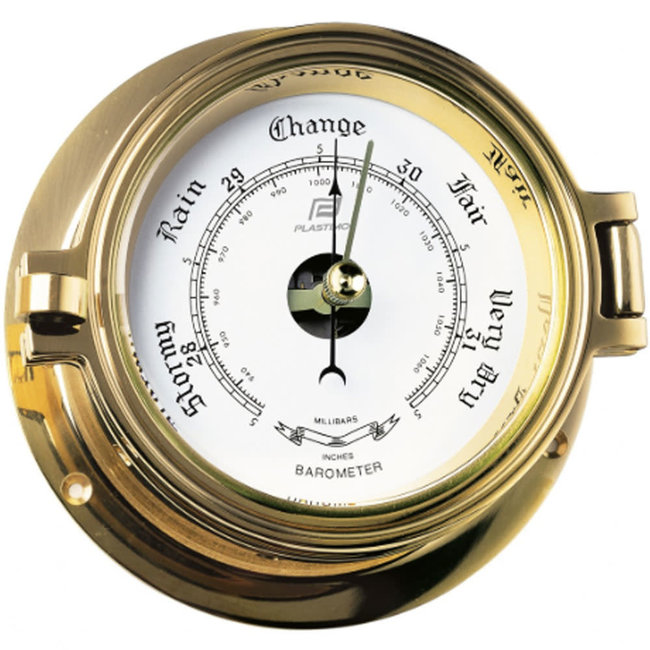 Plastimo Plastimo Brass Barometer