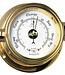 """Plastimo 4.5"""" Brass Barometer"""