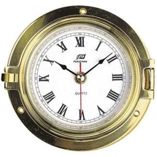 Plastimo Plastimo Brass Clock