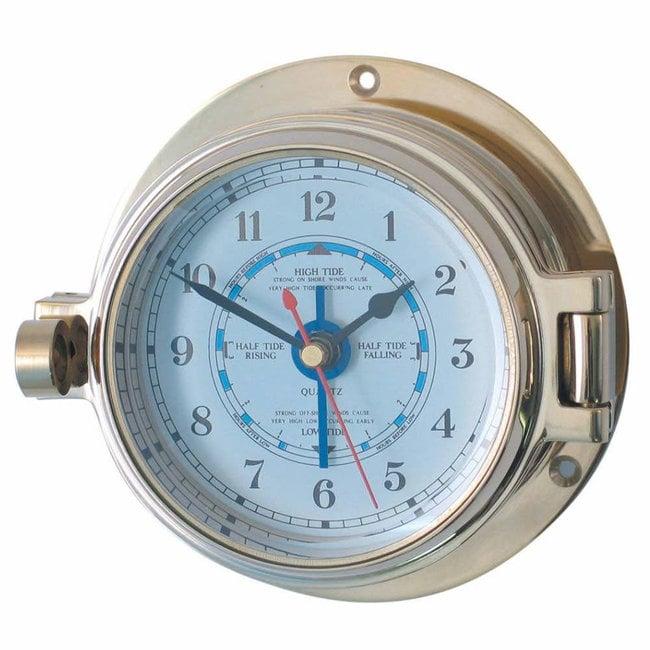 """Channel Range Brass Tide Clock 3"""""""