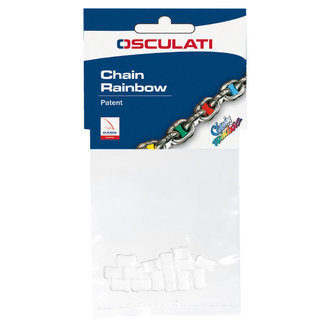Osculati Anchor Chain Marker White 12mm