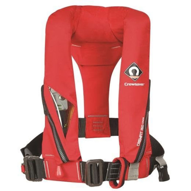 Crewsaver Crewsaver Crewfit 150N Junior Life Jacket Automatic with Harness