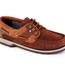 Dubarry Clipper Mens Deck Shoes Brown 2021