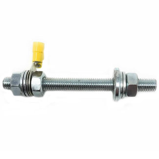 Tecnoseal Tecnoseal Zinc Anode Fixing Bolt 110mm