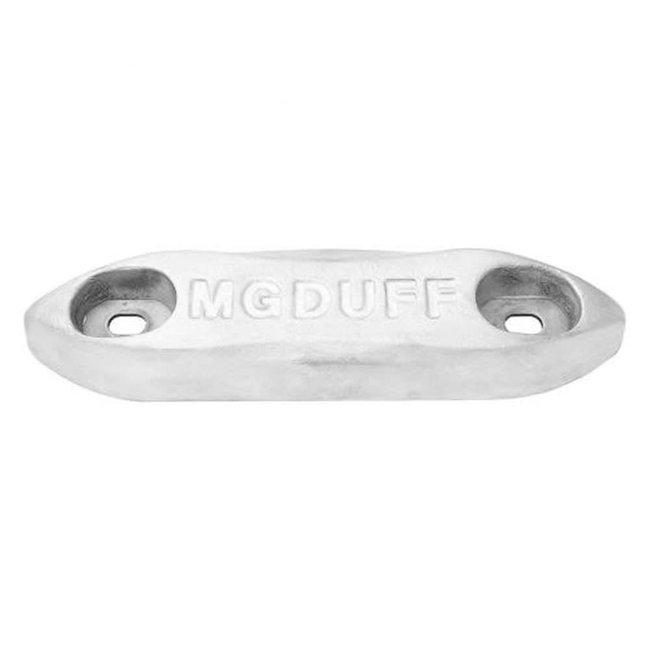 MG Duff MG Duff ZD78B Zinc Bolt-On Bar Anode 4kg