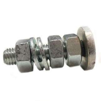 Tecnoseal Tecnoseal Weld On Zinc Plated Stud Diameter 10mm