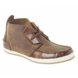 Chatham Chatham Boston Ankle Boot Walnut/Seahorse