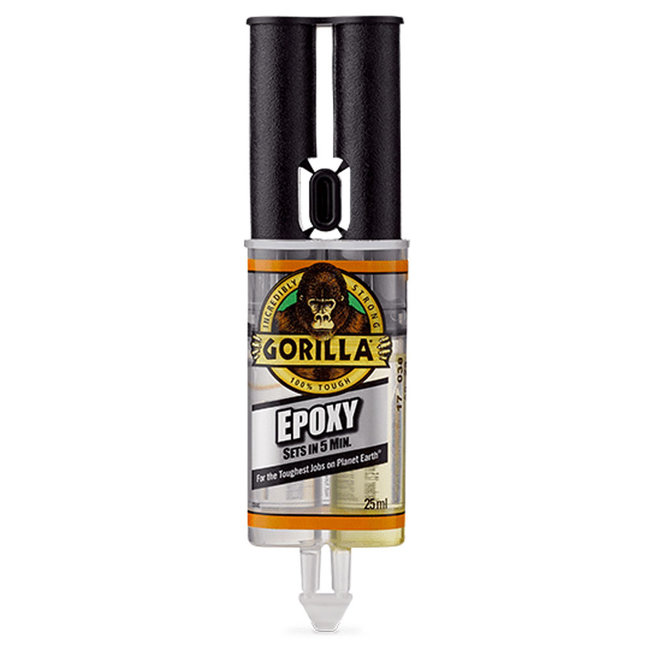 Gorilla Gorilla Epoxy Glue 25ml