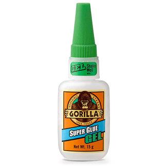 Gorilla Gorilla Super Glue Gel 15g
