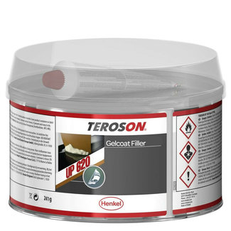 Plastic Padding Teroson UP620 Gelcoat Filler 241g