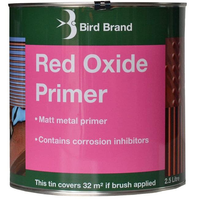 Bird Brand Bird Brand Red Oxide Primer 2.5L