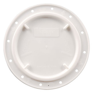 Pirates Cave Value Inspection Hatch White 152mm
