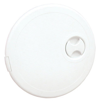 Pirates Cave Value Inspection Hatch Round 254mm White
