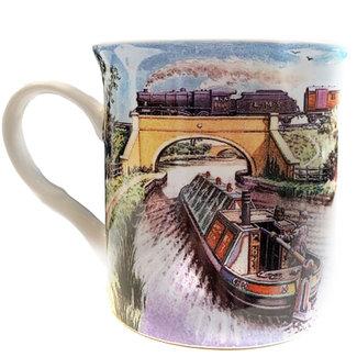 Nauticalia Fine Art Mug - Missed the Post