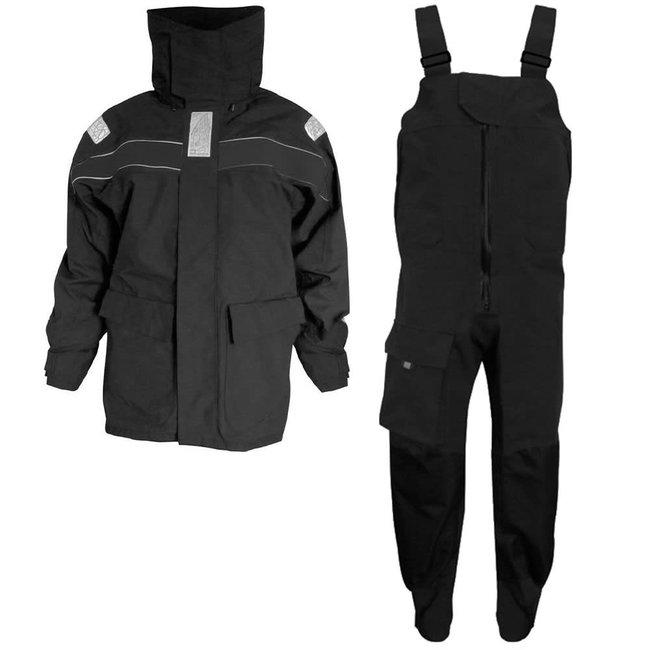 Main Deck Maindeck Coastal Sailing Suit Black