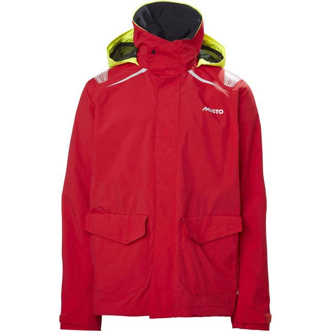 Musto Musto BR1 Inshore Jacket True Red