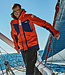 Gill OS2 2021 Mens Sailing Suit Tango/Black