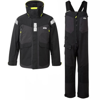 Gill Gill OS2 2021 Mens Sailing Suit Black