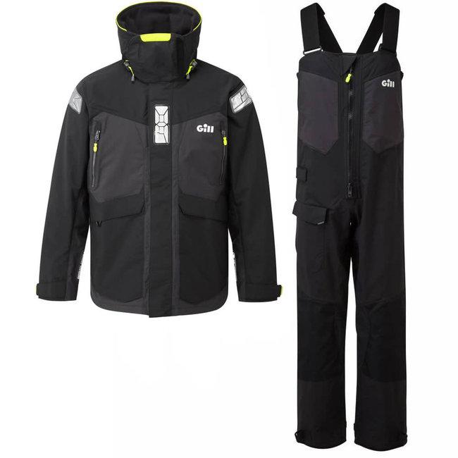 Gill OS2 2021 Mens Sailing Suit Black